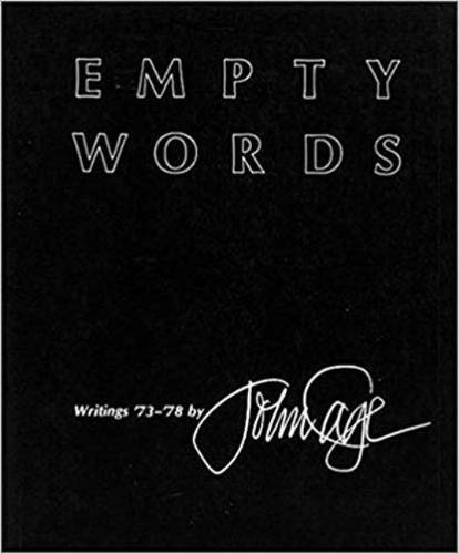 9780819560674: Empty Words: Writings '73-'78