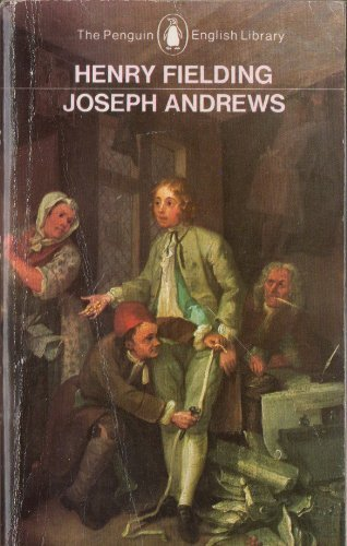 Joseph Andrews (Wesleyan Edition of the Works: Henry Fielding