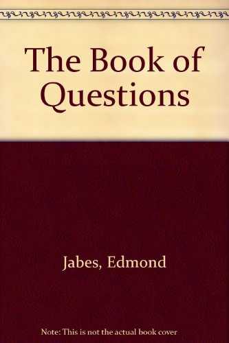 9780819561084: The Book of Questions