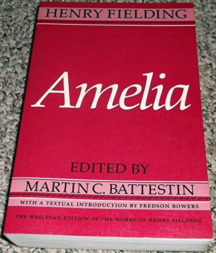 9780819561145: Amelia (Book of Resemblances)