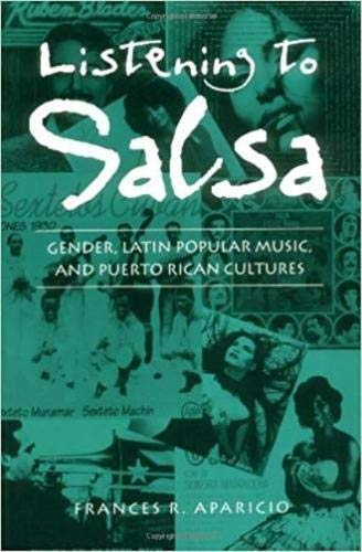9780819563088: Listening to Salsa: Place, Past and Future in American Jewish Culture: Gender, Latin Popular Music and Puerto Rican Culture (Music Culture)