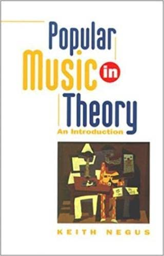 9780819563101: Popular Music in Theory: Making Music/Consuming Technology: An Introduction (Music/Culture)