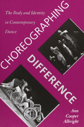 9780819563217: Choreographing Difference: The Body and Identity in Contemporary Dance (Studies. Engineering Dynamics Series;9)