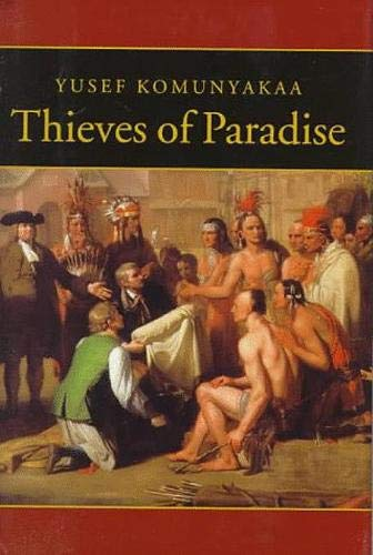 Thieves of Paradise (Wesleyan Poetry): Yusef Komunyakaa