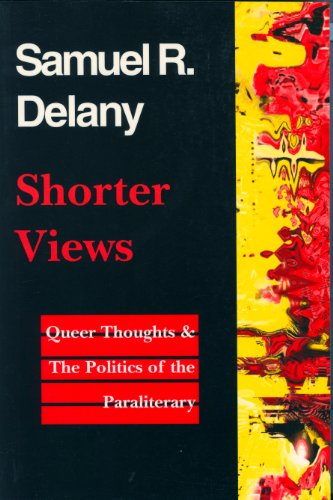 9780819563699: Shorter Views: Queer Thoughts & the Politics of the Paraliterary