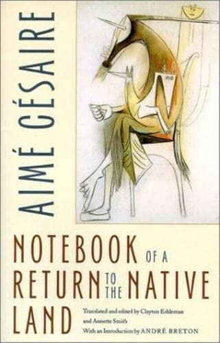 9780819564528: Notebook of a Return to the Native Land (Wesleyan Poetry Series)
