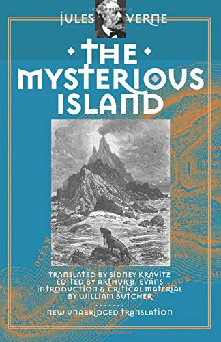 The Mysterious Island (Early Classics of Science: Jules Verne; Editor-Arthur