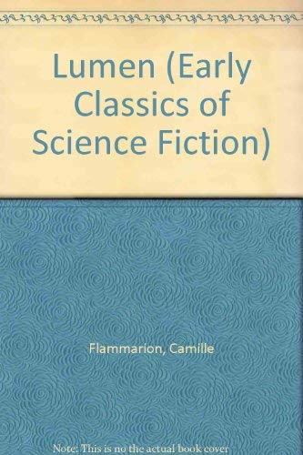 9780819565679: Lumen (Early Classics of Science Fiction)
