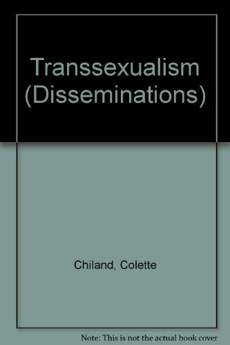 9780819566577: Transsexualism: Illusion and Reality (Disseminations: Psychoanalysis in Contexts)