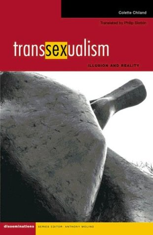 9780819566584: Transsexualism: Illusion and Reality (Disseminations: Psychoanalysis in Contexts)
