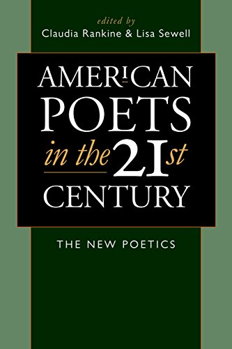 American Poets in the 21st Century: The New Poetics (Mixed media product)