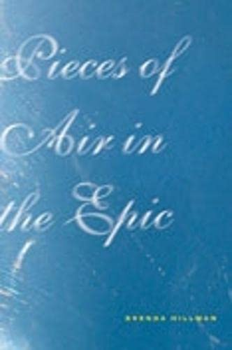 9780819567871: Pieces of Air in the Epic (Wesleyan Poetry Series)