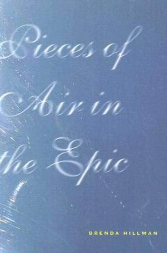 9780819567888: Pieces of Air in the Epic (Wesleyan Poetry Series)