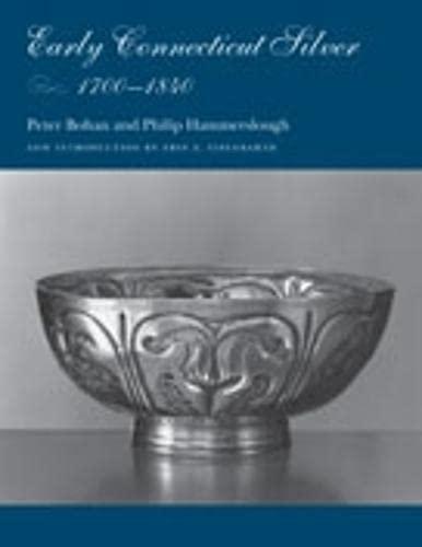 9780819568489: Early Connecticut Silver, 1700–1840 (Garnet Books)