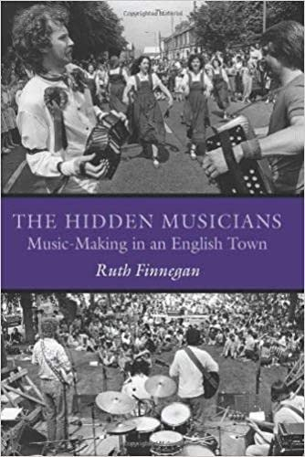 9780819568533: The Hidden Musicians: Music-Making in an English Town (Music Culture)