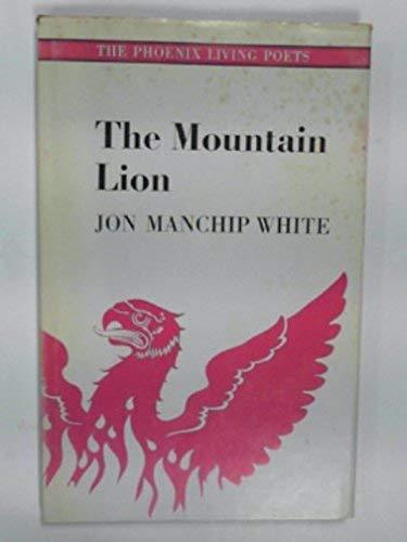 The Mountain Lion: JON MANCHIP WHITE