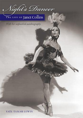 9780819571144: Night's Dancer: The Life of Janet Collins