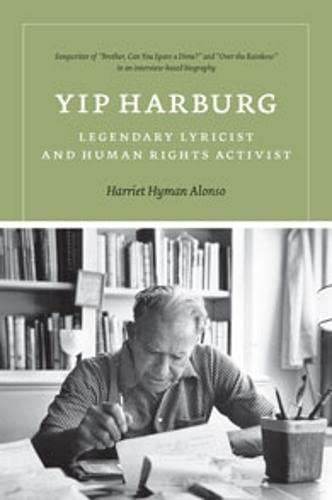 9780819571281: Yip Harburg: Legendary Lyricist and Human Rights Activist (Music/Interview)