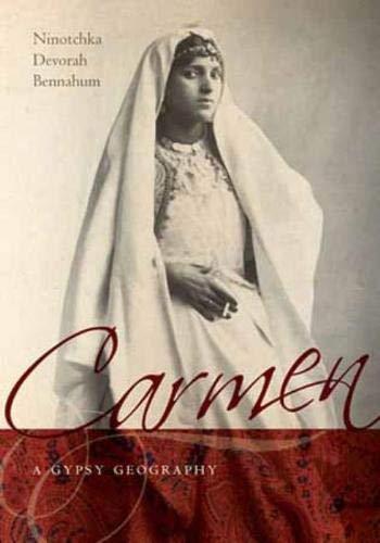 9780819573537: Carmen, a Gypsy Geography