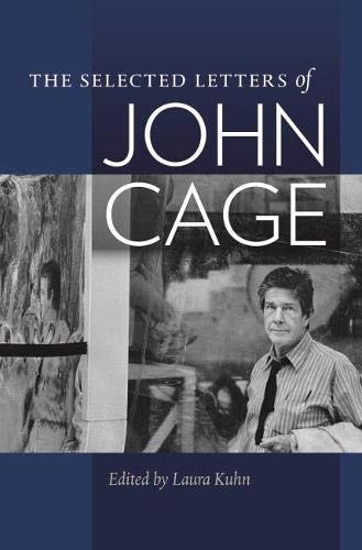 9780819575913: The Selected Letters of John Cage