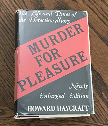9780819602169: Murder for Pleasure: The Life and Times of the Detective Story