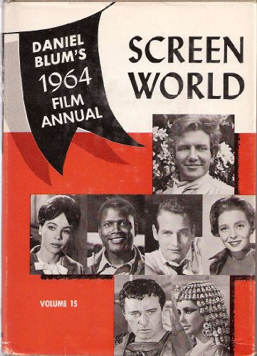 9780819603050: Daniel Blum's Screen World, 1964
