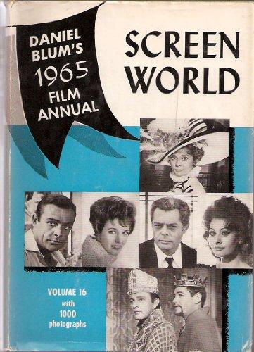 9780819603067: Daniel Blum's Screen World 1965: 16