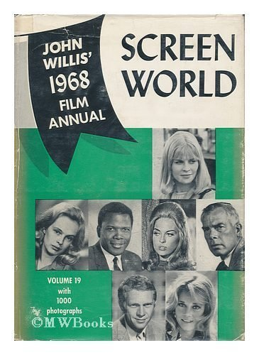 9780819603098: Screen World: 1968 (Movies)