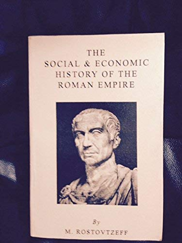 9780819621641: The Social and Economic History of the Roman Empire