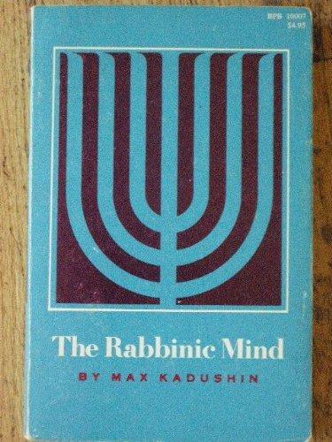 9780819700070: The Rabbinic Mind