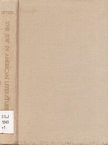 9780819701527: The Jew in American Literature