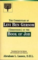 Gersonidie's Commentary on the Book of Job: Abraham L. Lassen