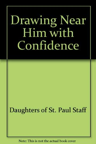 9780819804037: Drawing Near Him with Confidence