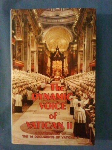 Dynamic Voice of Vatican II: Ruffolo, Marina E.