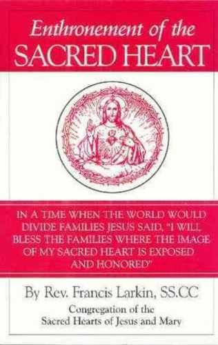 9780819805300: Enthronement of the Sacred Heart