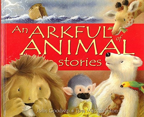 9780819807823: An Arkful of Animal Stories (Hardcover)
