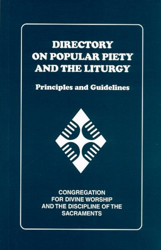 9780819818812: Directory on Popular Piety and the Liturgy: Principles and Guidelines