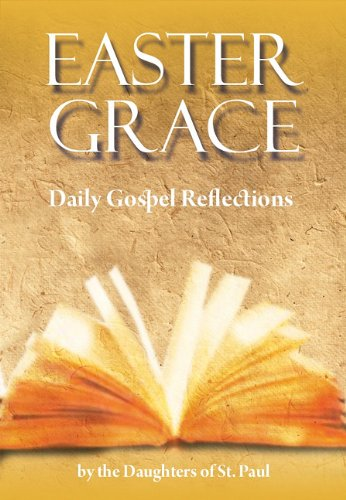 9780819823625: Easter Grace: Daily Gospel Reflections