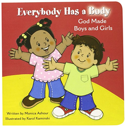 9780819823687: Everybody Has a Body: God Made Boys and Girls