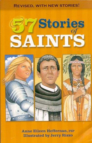 9780819826749: 57 Stories of Saints