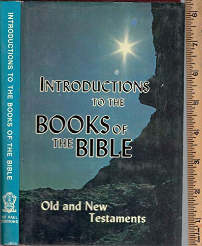 Introductions to the Books of the Bible/Old: Daughters of St.