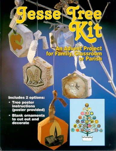 9780819839688: Jesse Tree Kit: An Advent Project for Family, Classroom or Parish