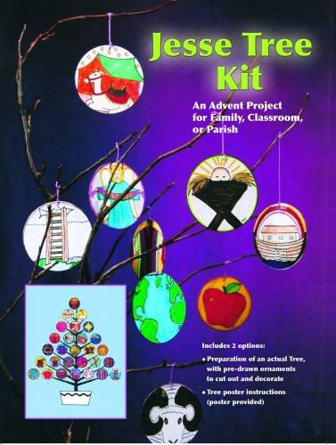 9780819839862: The Jesse Tree Kit *