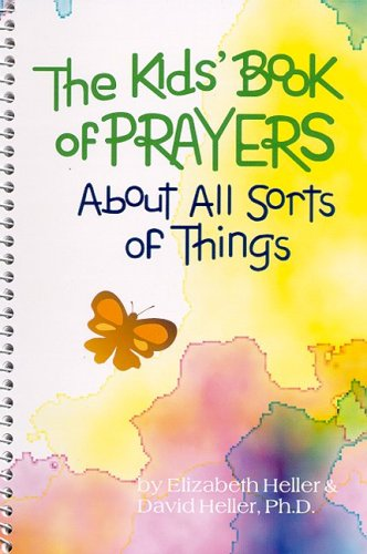 9780819842008: The Kids' Book of Prayers About All Sorts of Things (More for Kids)
