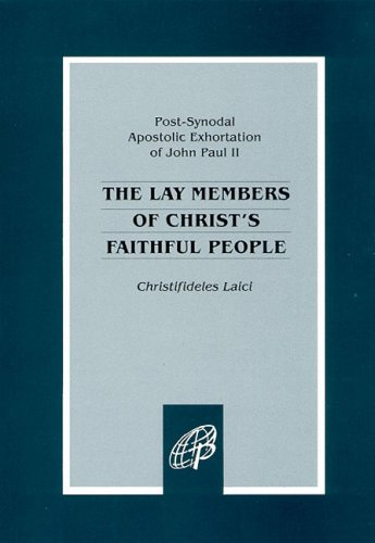 9780819844590: The Lay Members of Christ's Faithful People