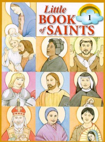 9780819845108: Little Book of Saints Volume 1