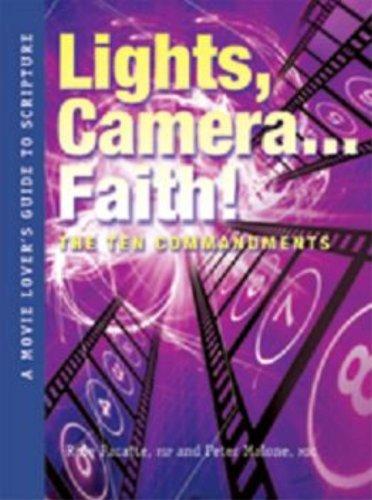 9780819845207: Lights Camera Faith - The Ten Commandments