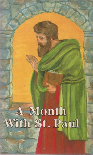 9780819847201: A month with St. Paul