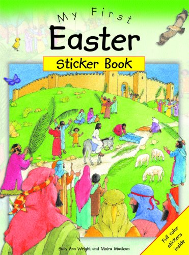 9780819848499: My First Easter Sticker Book [With Full Color Stickers]