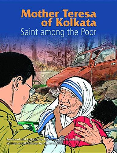 Mother Teresa of Kolkata : Saint Among: Chardez, Didier